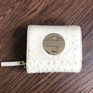 Kate Spade ♠️ Hog Skin Leather Wallet